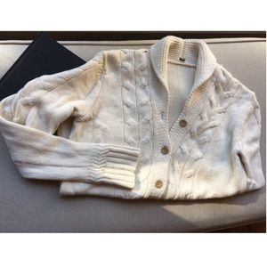 Fossil Sweaters - Fossil | Button Up Knit Sweater | S